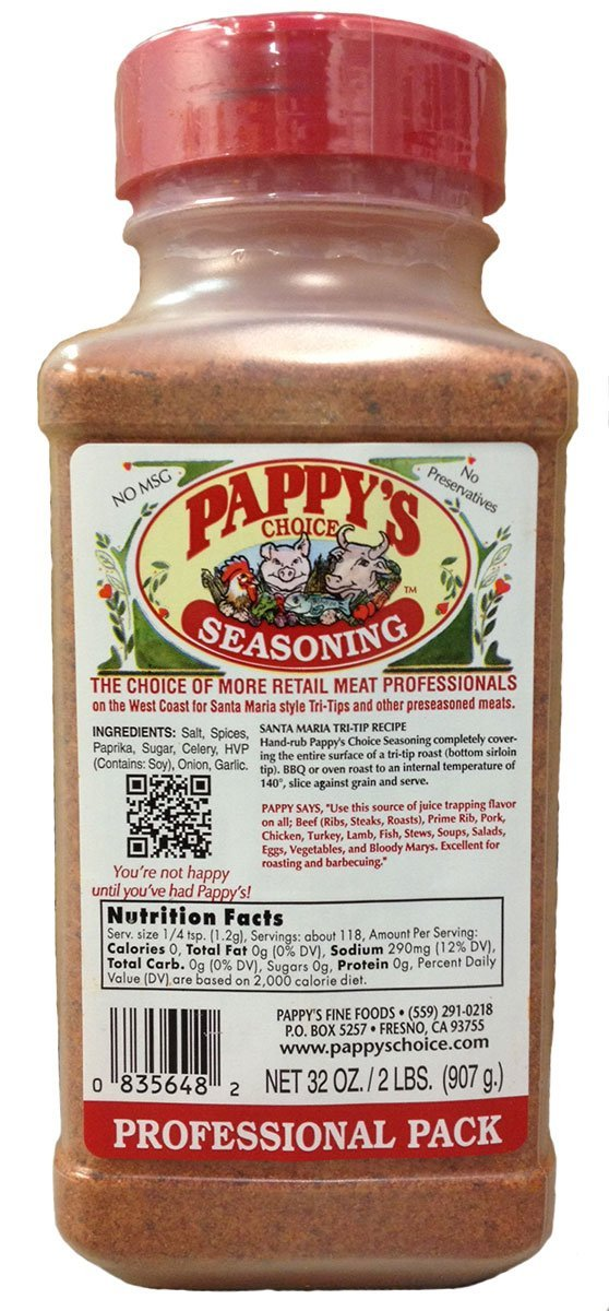 Pappy's Meat Rub Seasoning