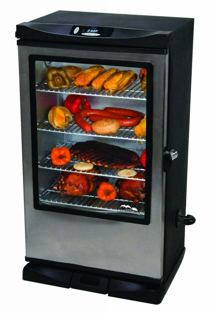 Masterbuilt 40 Electric Smoker Attractive New Features